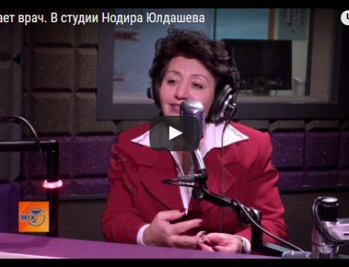Russian Canadian TV c Нодирой Юлдашевой