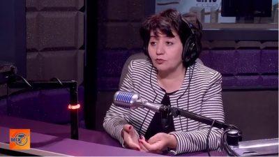 Nodira Uldasheva Interview