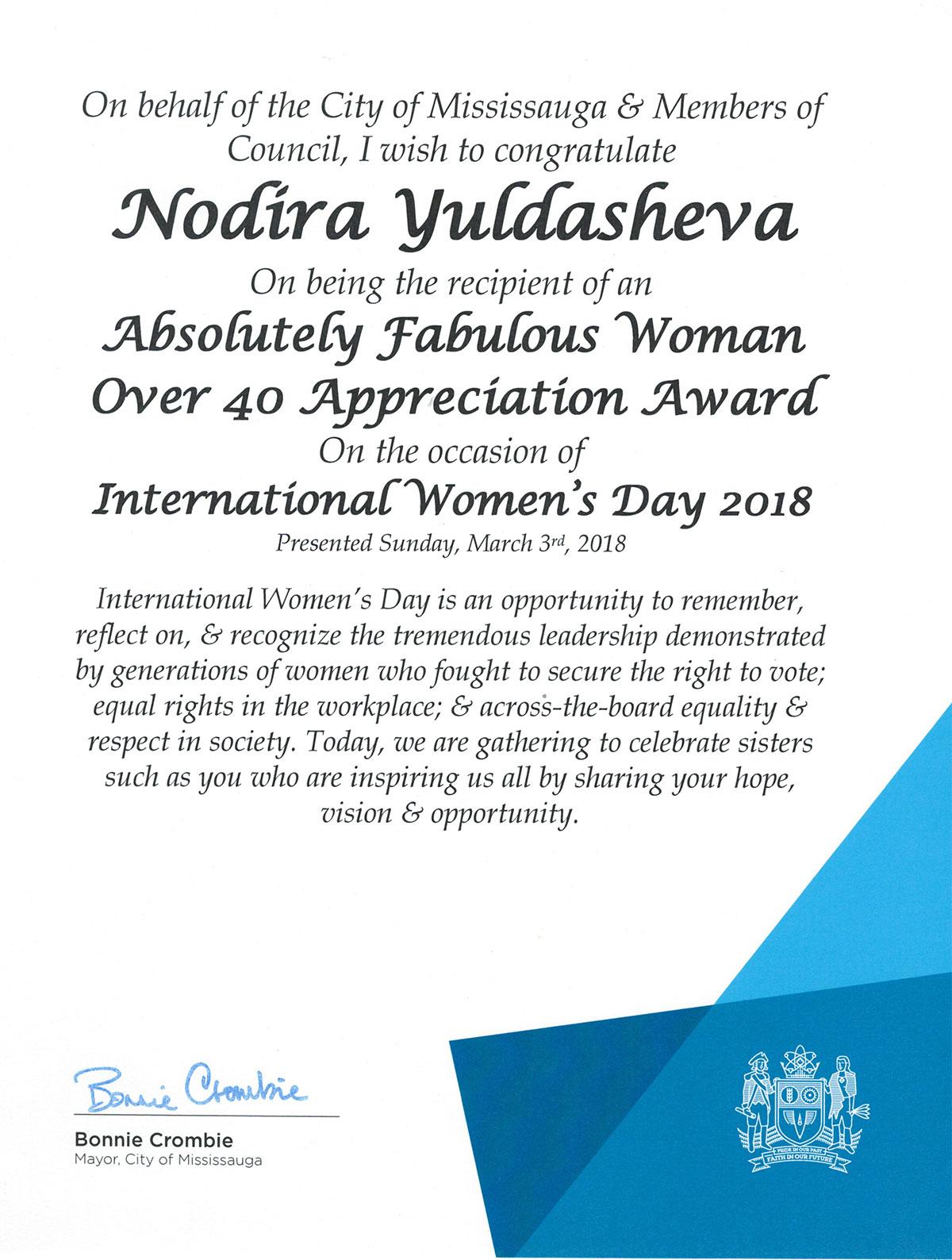 fabulous-women-appreciation-award